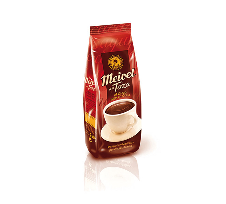 Meivel hot chocolate